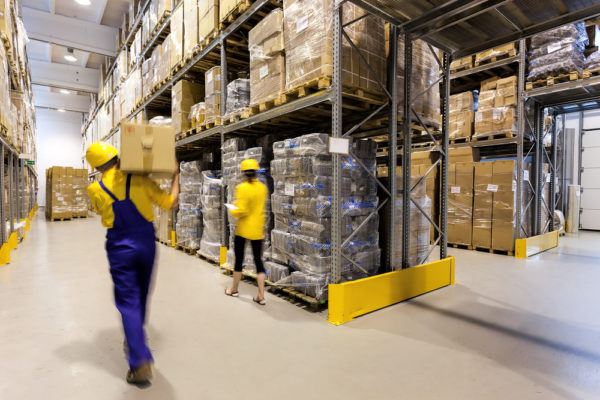 Consumer Products & Health Care Distribution Center
