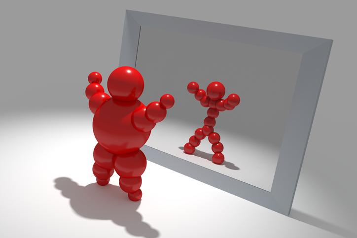 "3D abstract ""Ballman"" characters"